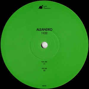 Aleandro ‎– 1122 - Sleep Is Commercial ‎– SIC022