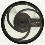 Dino Sabatini ‎– Monochromatic Reality EP - Concrete Records ‎– CLTD 012