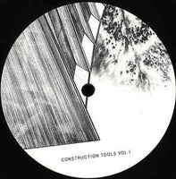 Various ‎– Construction Tools Vol I - Berg Audio ‎– BERGAMON10_1