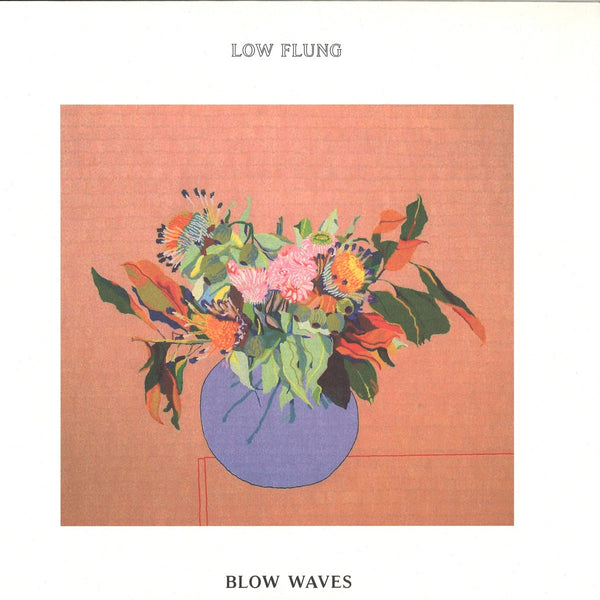 Low Flung - Blow Waves - KEN008 - Ken Oath Records