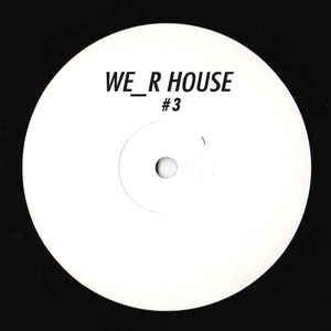 Revivis ‎– Serendipity - We_r House ‎– WRH 03