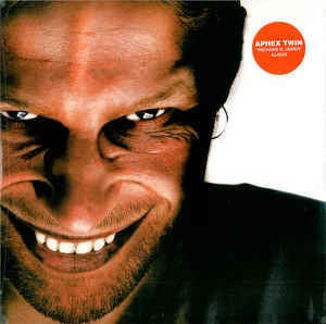 Aphex Twin ‎– Richard D. James Album - 1972 ‎– if13