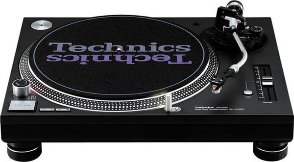 Refurbished Technics SL-1200mk3 (Black)