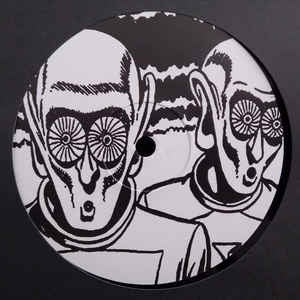 Chris Carrier, Le Loup ‎– Red Eyes Troopers - Sound Carrier Records ‎– SC010