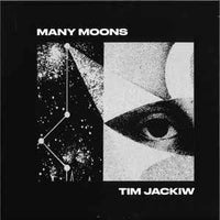Tim Jackiw ‎– Many Moons - Offworld Records ‎– Offworld 006