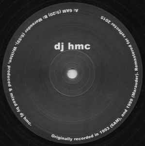DJ HMC ‎– 6AM / Marauder - Reflector Records ‎– R001