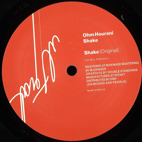 OHM HOURANI - SHAKE - U_STRETCH11 - Ultrastretch