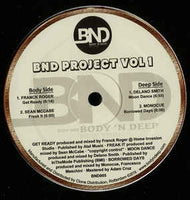 Various ‎– BND Project Vol 1 - Body 'N Deep ‎– BND005