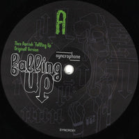 "Theo Parrish - Falling Up 2x12"" - SYNCRO01 - Syncrophone Records"