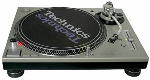 Refurbished Technics SL-1200mk5 (Silver)