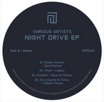 Various ‎– Night Drive EP - Nightime Drama ‎– NTD010