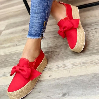 Solid 2019 Spring Women Flats Shoes