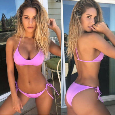 Bikini Two-Piece Suits  Hot Sexy Push-up