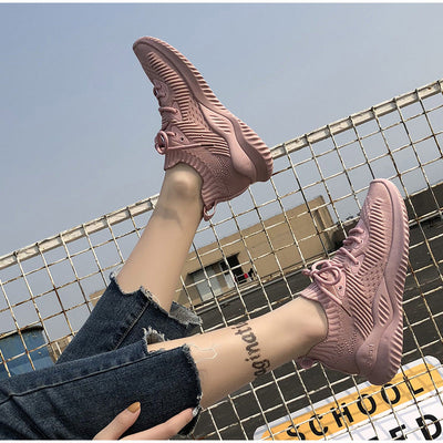 Casual Shoes Female Breathable Fashion
