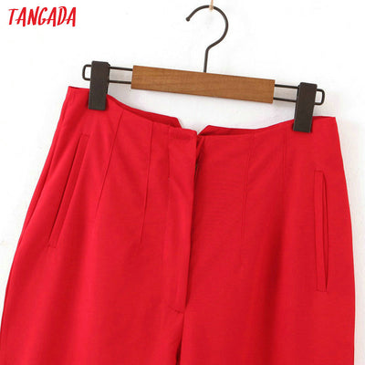 office lady ankle length pants pantalon pants & capris SL502