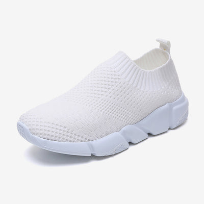 Fabric Breathable Shoes Female Casual Plus Size