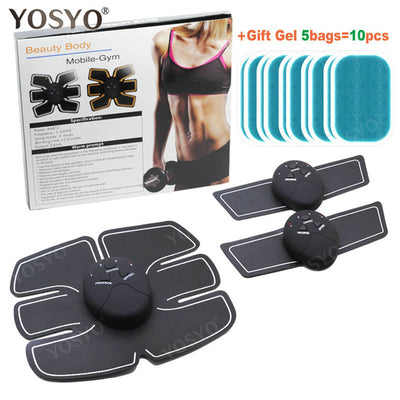 EMS Hip Trainer Muscle Stimulator ABS Fitness Buttocks