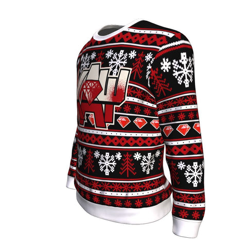 Image of Kappa Alpha Psi Christmas Sweatshirt