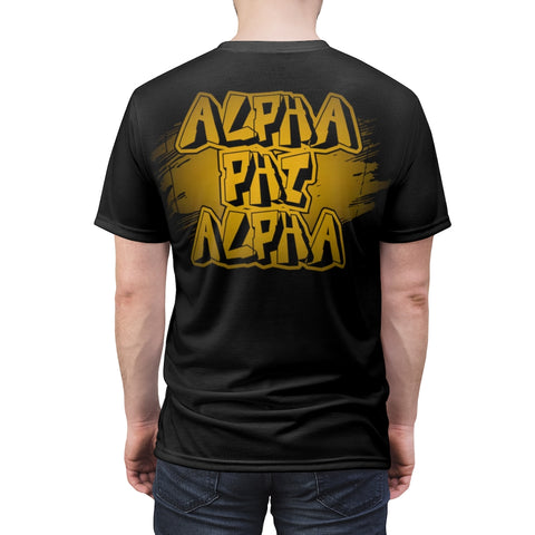 Image of Alpha Phi Alpha Sphinx AOP T-Shirt