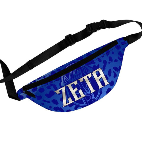 Image of Zeta Phi Beta Fanny Pack