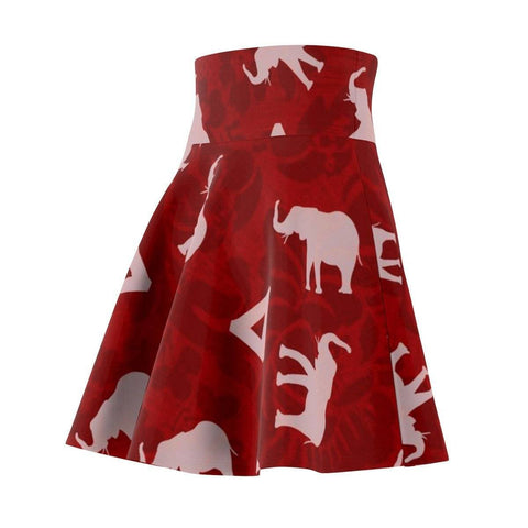 Delta Sigma Theta Skater Skirt - Unique Greek Store