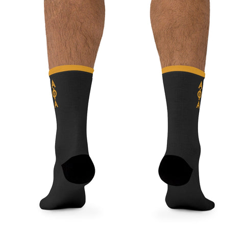Image of Alpha Phi Alpha Fraternity Socks