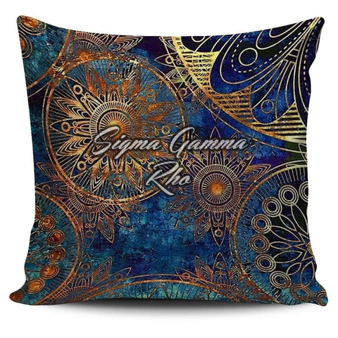 Sigma Gamma Rho Pillow Covers - Unique Greek Store