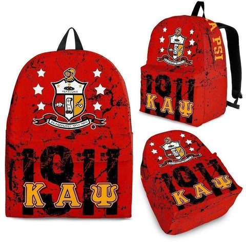 Kappa Alpha Psi Founding Year Backpack - Unique Greek Store