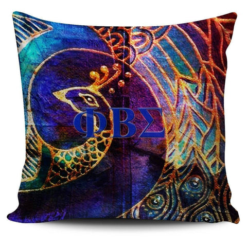 Phi Beta Sigma Pillow Covers - Unique Greek Store