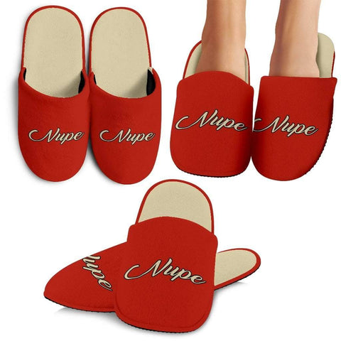 Kappa Alpha Psi Bedroom Slippers