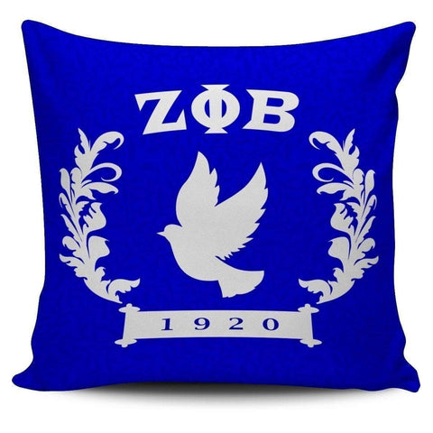 Zeta Phi Beta Founding Year Pillow Covers - Unique Greek Store
