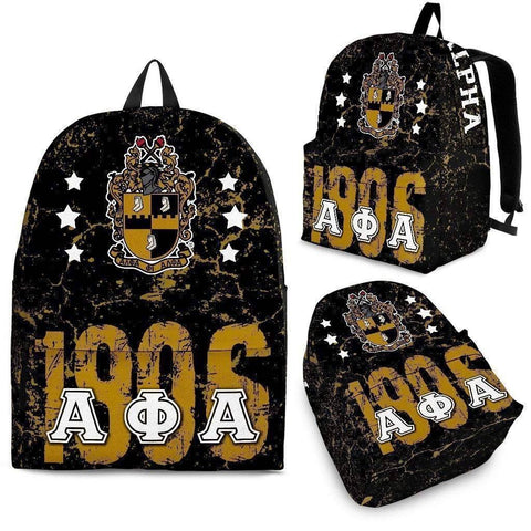 Image of Alpha Phi Alpha Founding Year Backpack - Unique Greek Store