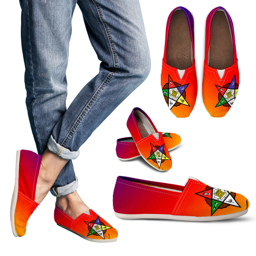 Order of the Eastern Star Casual Shoes