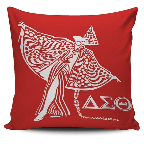Delta Sigma Theta Pillow Covers - Unique Greek Store