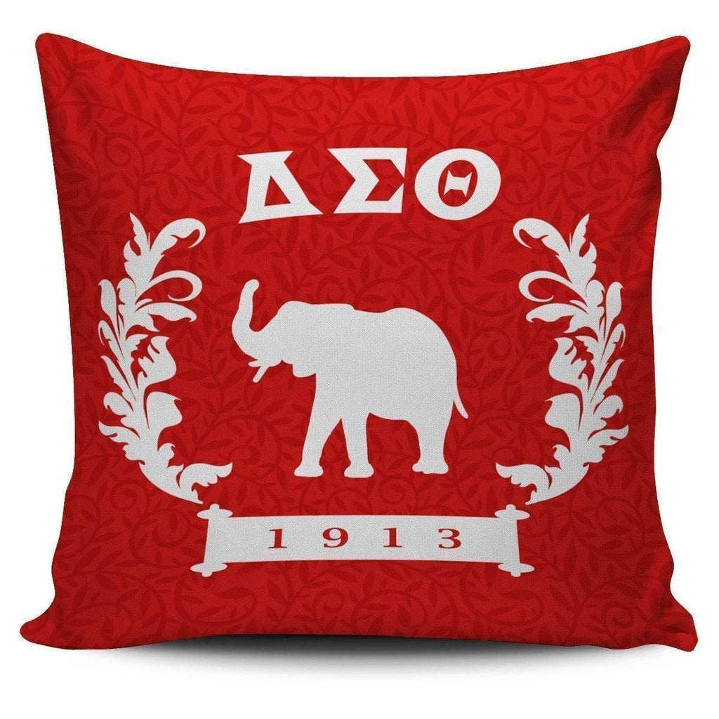 Delta Sigma Theta Founding Year Pillow Covers - Unique Greek Store