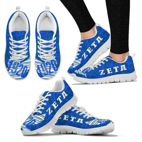 Image of Zeta Phi Beta Sneakers - Unique Greek Store