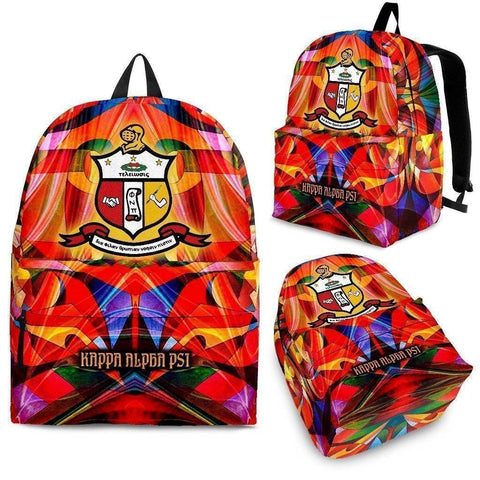 Kappa Alpha Psi Backpack - Unique Greek Store