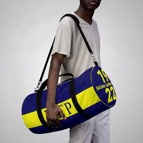 Image of Sigma Gamma Rho Duffle Bag - Unique Greek Store
