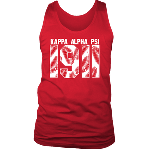 Kappa Alpha Psi Founding Year Tank - Unique Greek Store