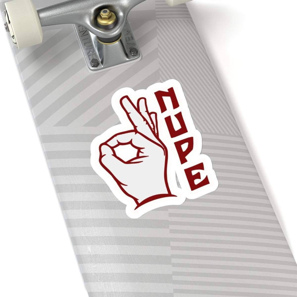 Kappa Alpha Psi Waterproof Stickers