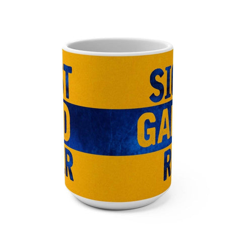 Image of Sigma Gamma Rho Best Dad Ever Mug
