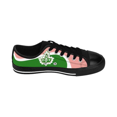 Image of Alpha Kappa Alpha Ivy Leaf Sneakers