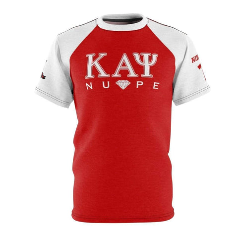 Image of Kappa Alpha Psi NUPE AOP Tee - Unique Greek Store
