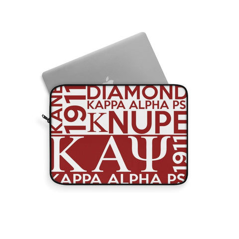 Image of Kappa Alpha Psi Laptop Sleeve