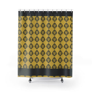 Alpha Phi Alpha Shower Curtains - Unique Greek Store