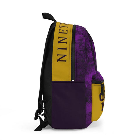 Omega Psi Phi Made in USA Backpack