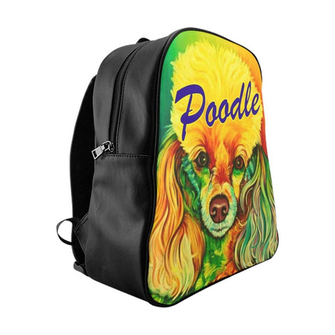 Image of Sigma Gamma Rho Artistic Design Backpack