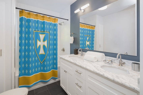 Sigma Chi Shower Curtains - Unique Greek Store