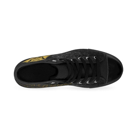 Image of Alpha Phi Alpha Hitop Sneakers - Unique Greek Store