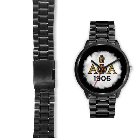 Image of Alpha Phi Alpha 1906 Watch - Unique Greek Store